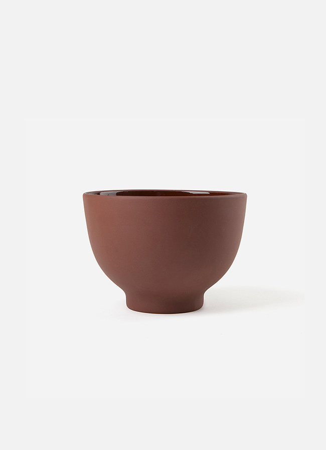 Another Country Terracotta Serving Bowl