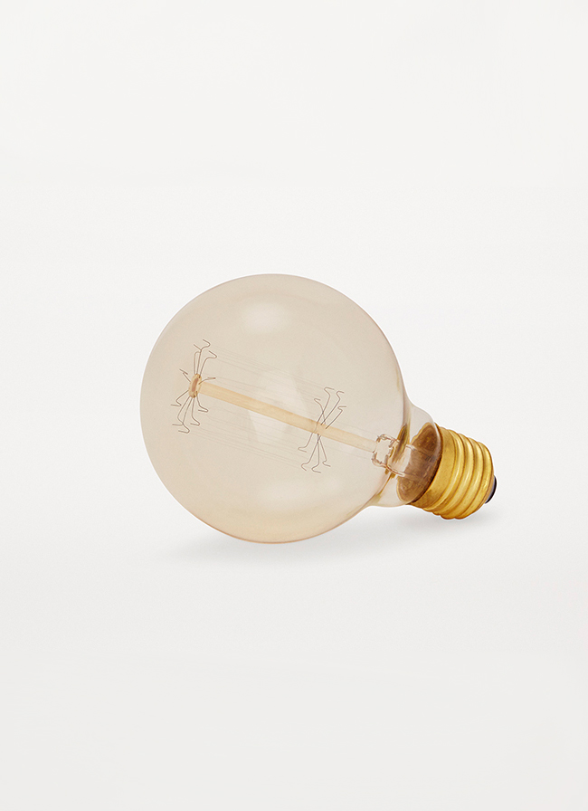 Frama – Atelier light – Globe 40Watt