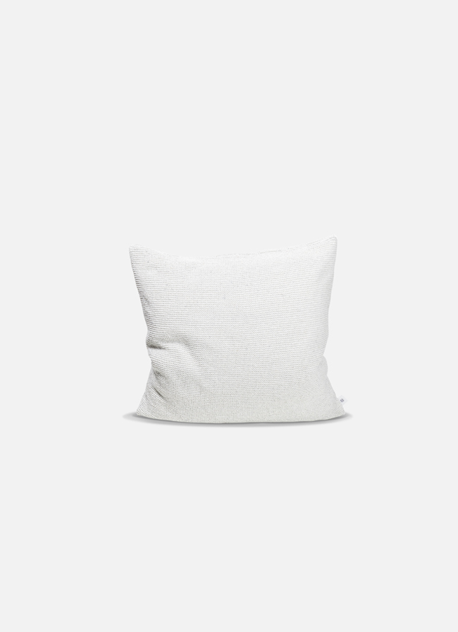 By Mölle – Denim cushion – offwhite – 50x50cm