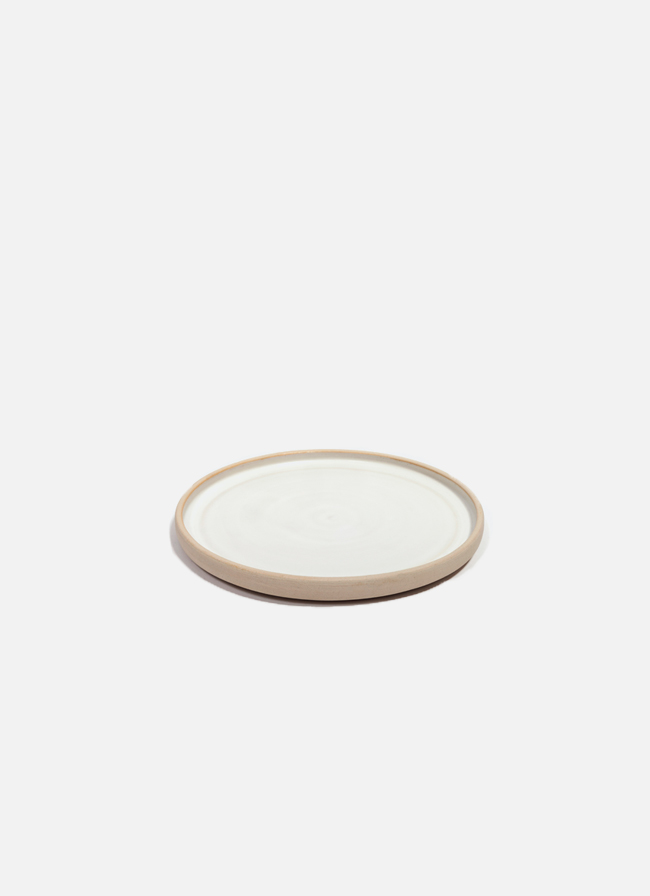 Frama – Aj Otto – Plate small white – set of two