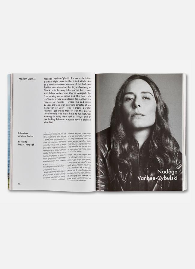 The Gentlewoman Issue 12 Volta Vienna
