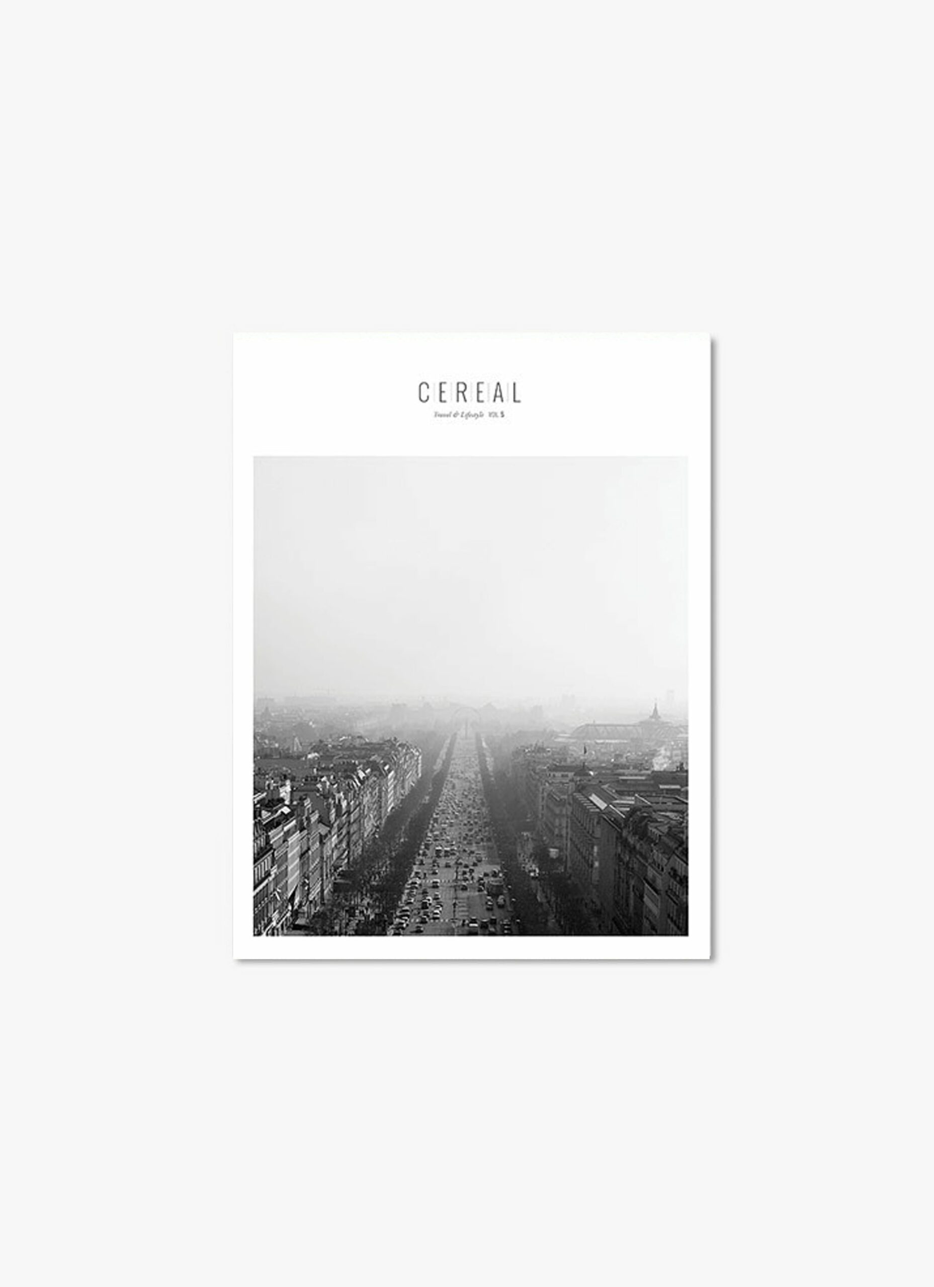Cereal Magazine - Volume 5