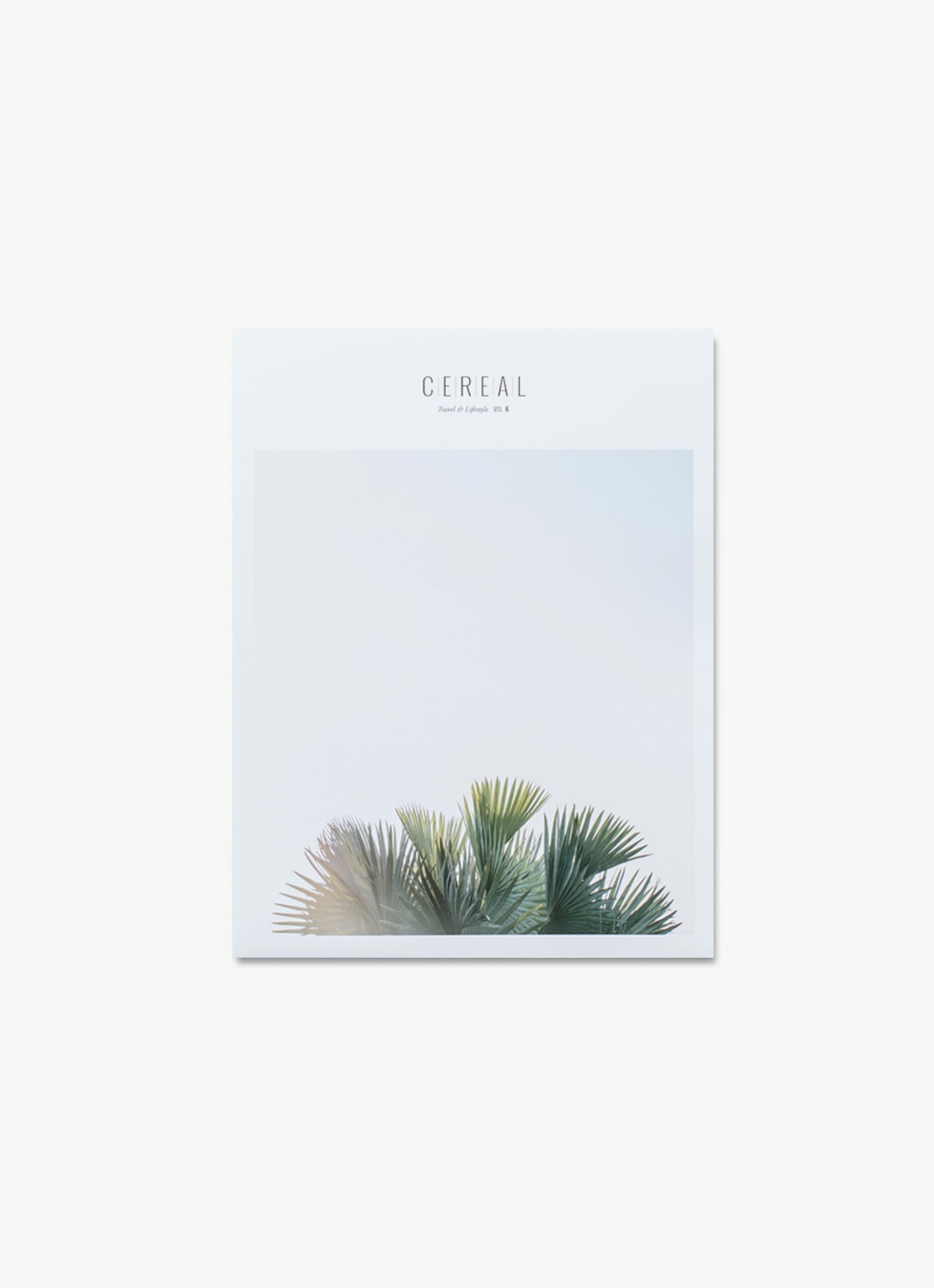 Cereal Magazine - Volume 6