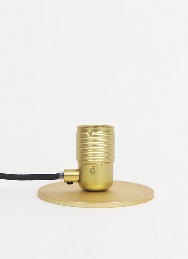 Frama - E27 Table Light – Brass