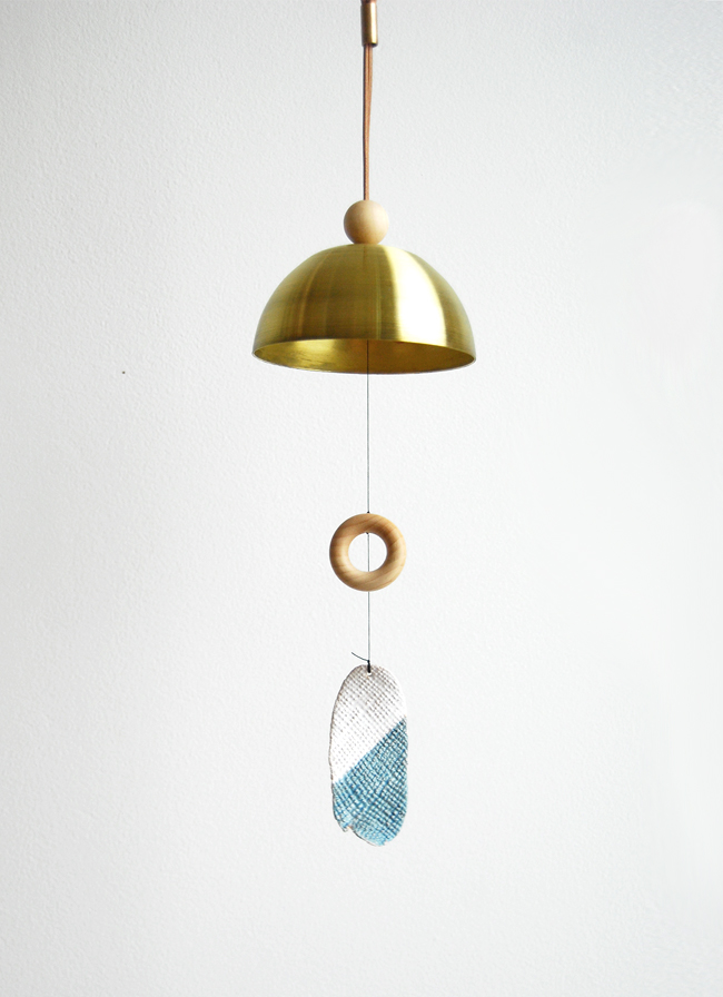 Ladies and Gentlemen Studio – Aura Brass Bell Chime