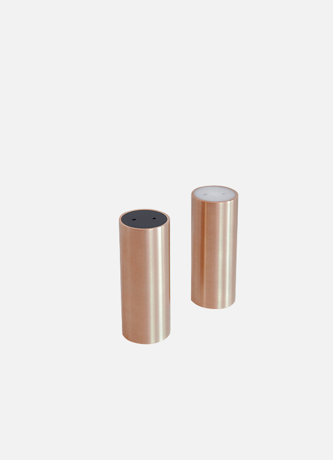 Salt and Pepper Shaker – Aluminium
