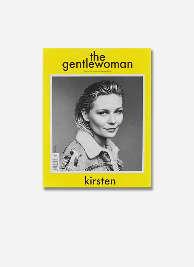 The Gentlewoman Issue 13