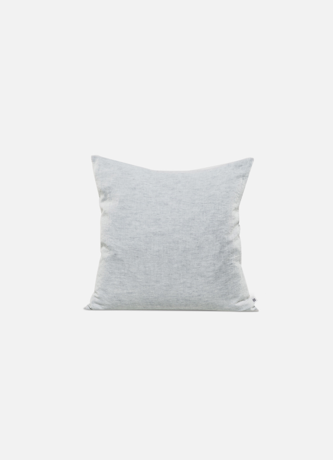 By Mölle - Linen cushion - misty grey - 50x50cm