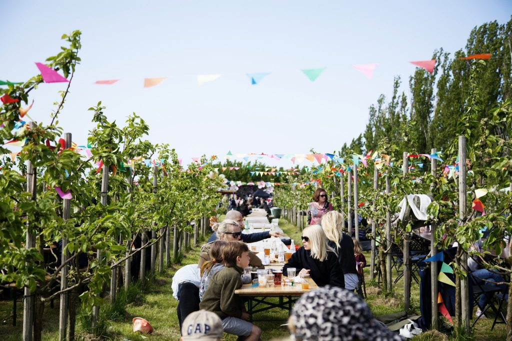 Lilleø Flower Festival