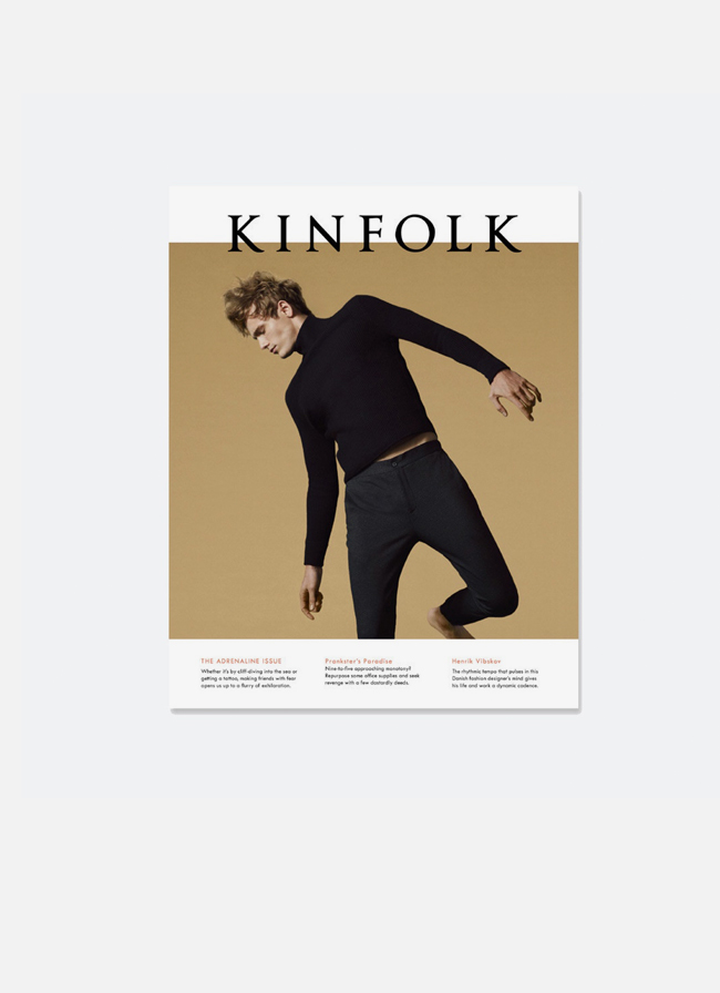 Kinfolk Magazine Issue 19