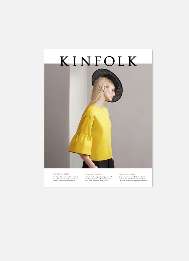 Kinfolk Magazine Issue 20