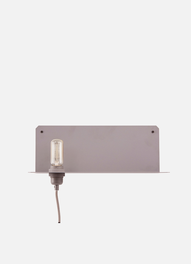 Frama – 90° Wall Light – limited edition – architects grey