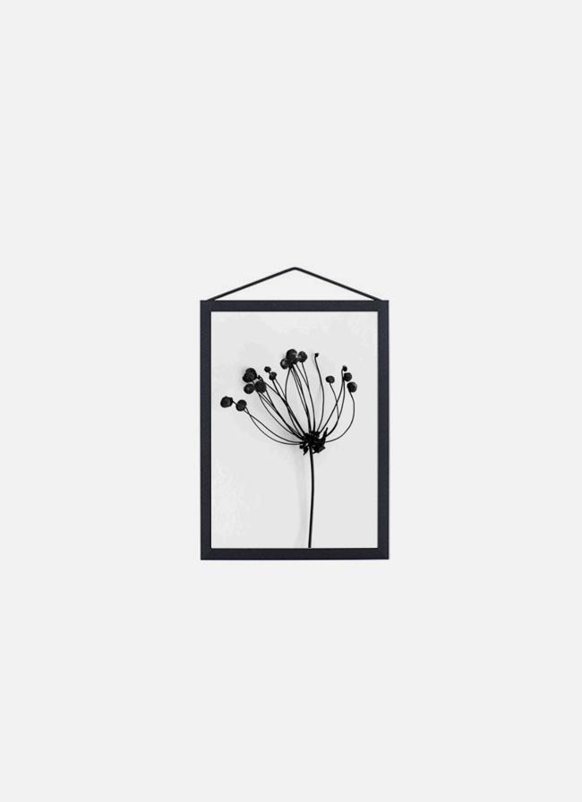 Moebe Frame – Black Aluminium – small