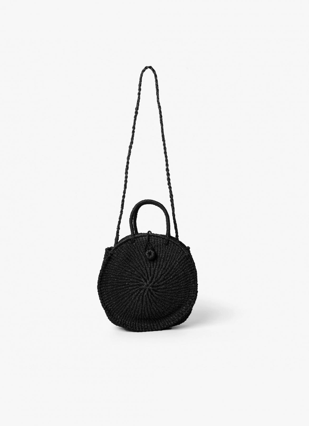 Abaca Ticao Bag Black