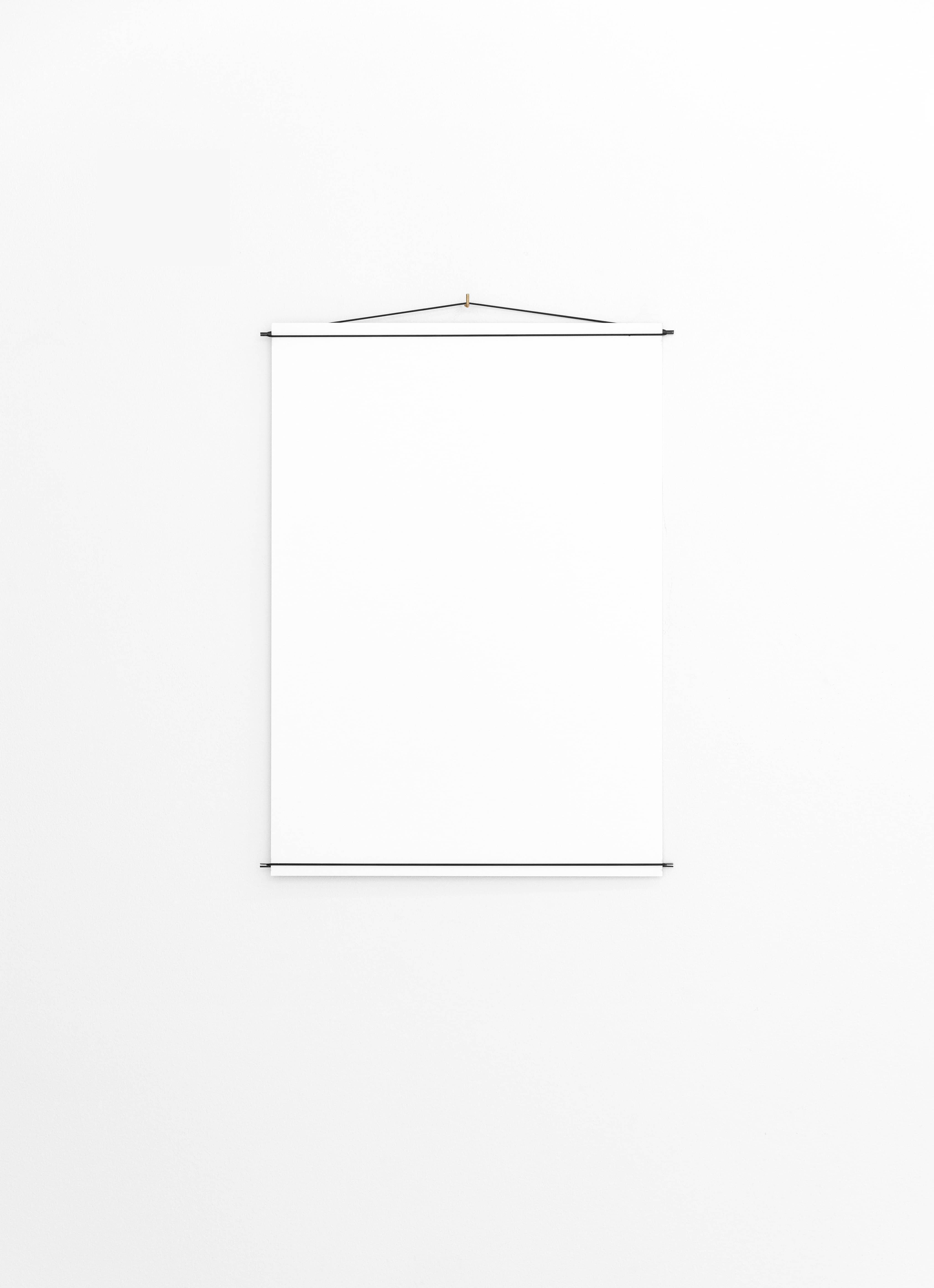 Moebe Poster Hanger - Brass - 50x70cm
