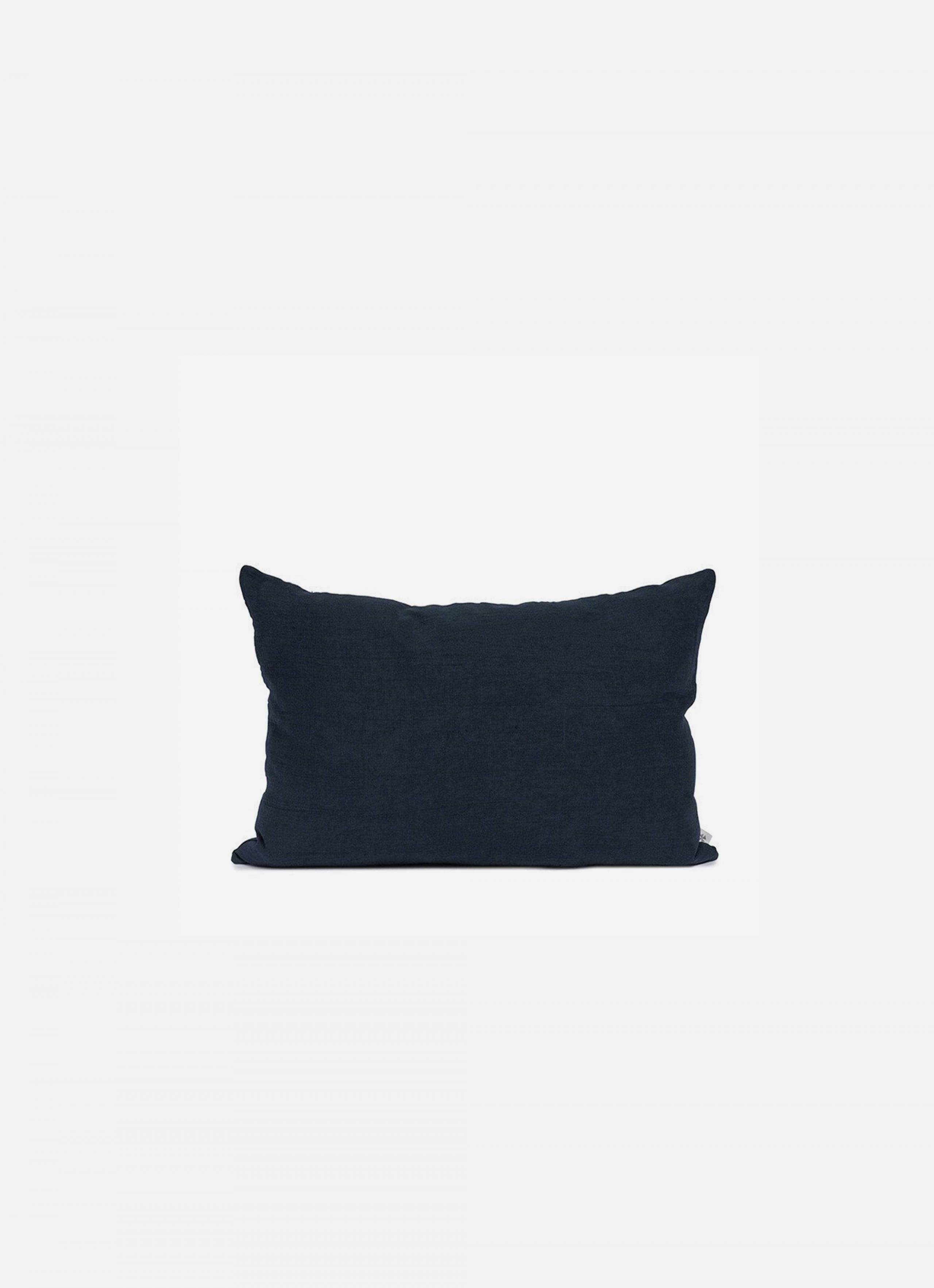 By Mölle - Linen cushion - indigo - 40x60cm