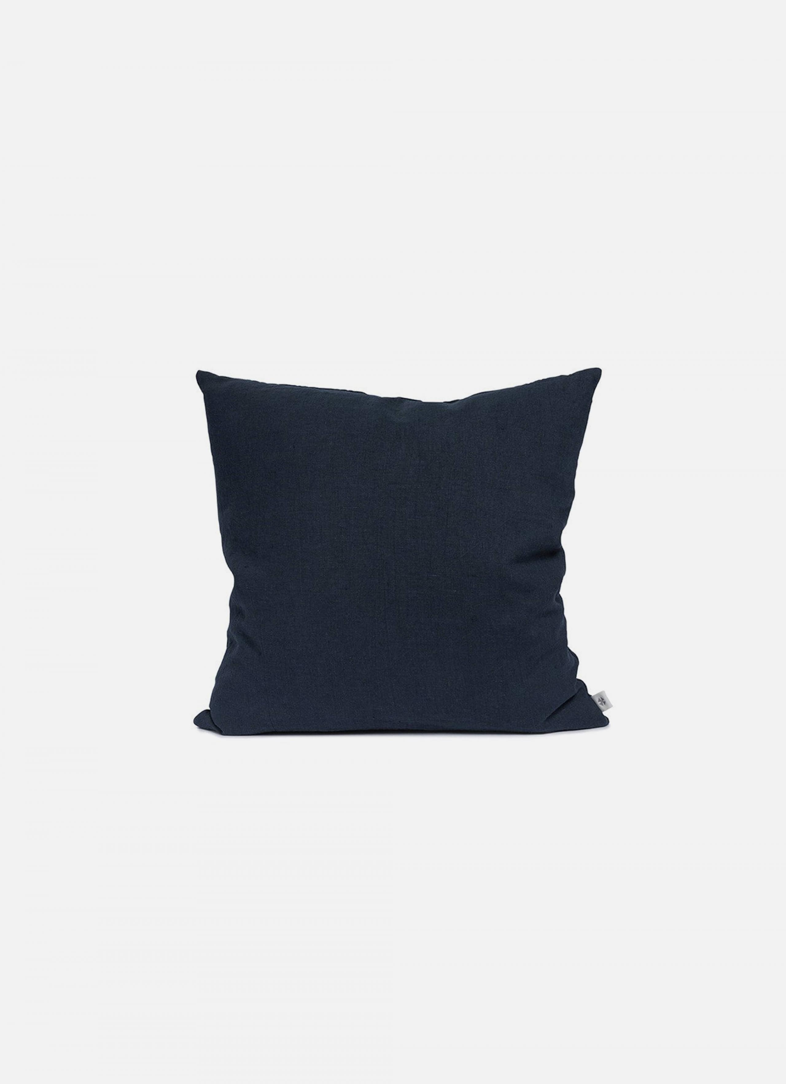 By Mölle - Linen cushion - indigo - 50x50cm