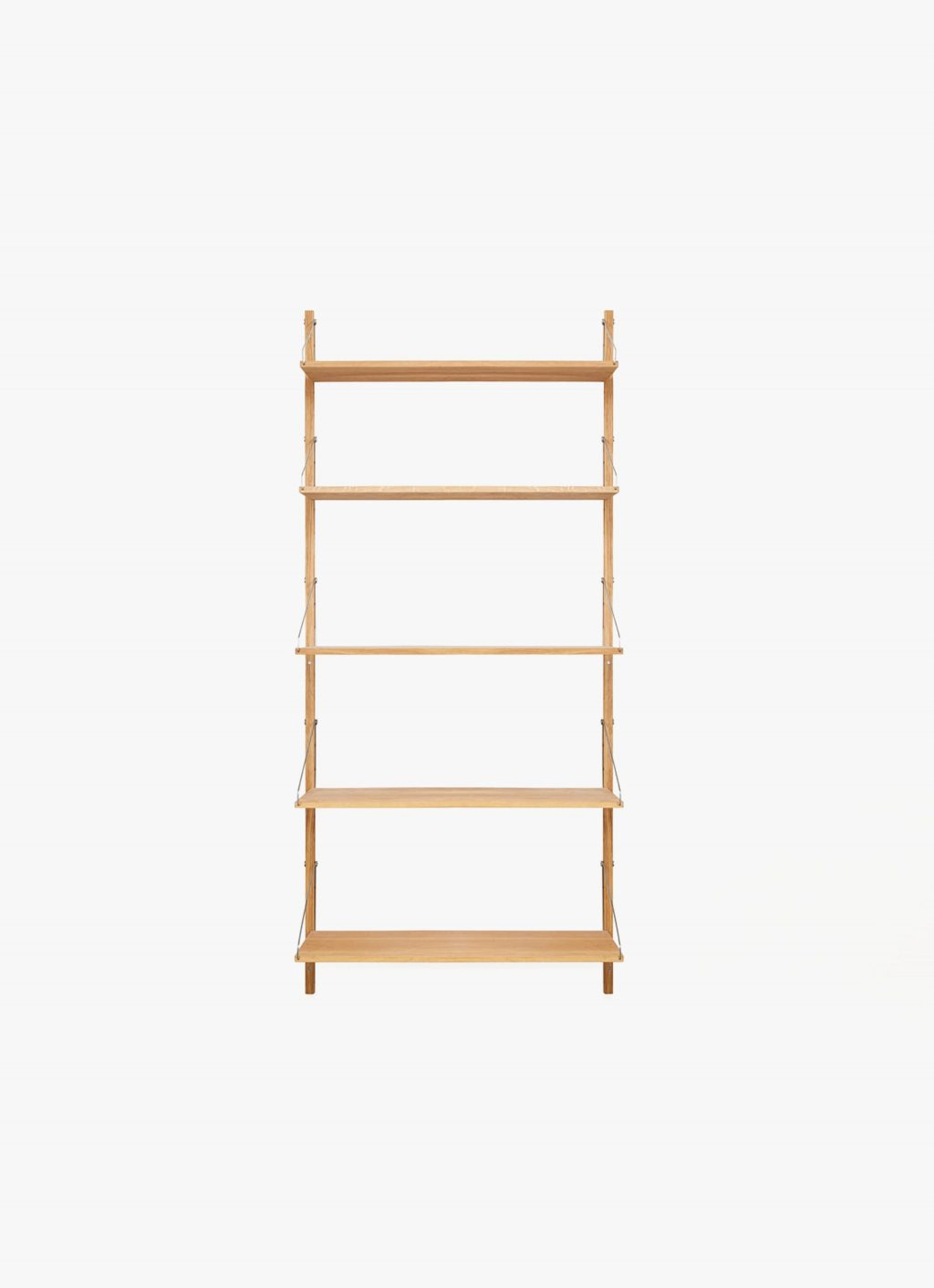 Frama Shelf Library H1852 Complete Set