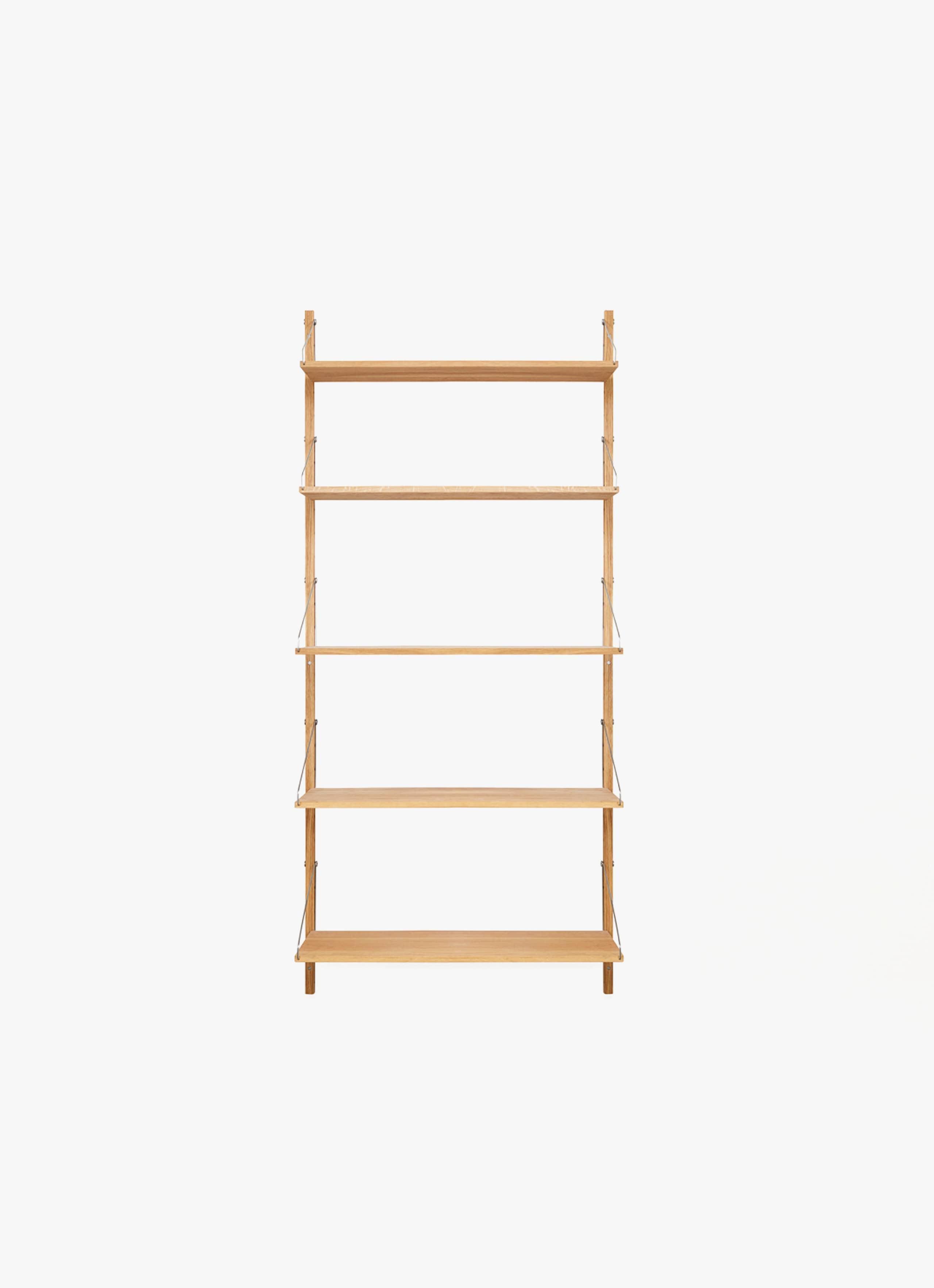 Frama Shelf Library H1852 Complete Set