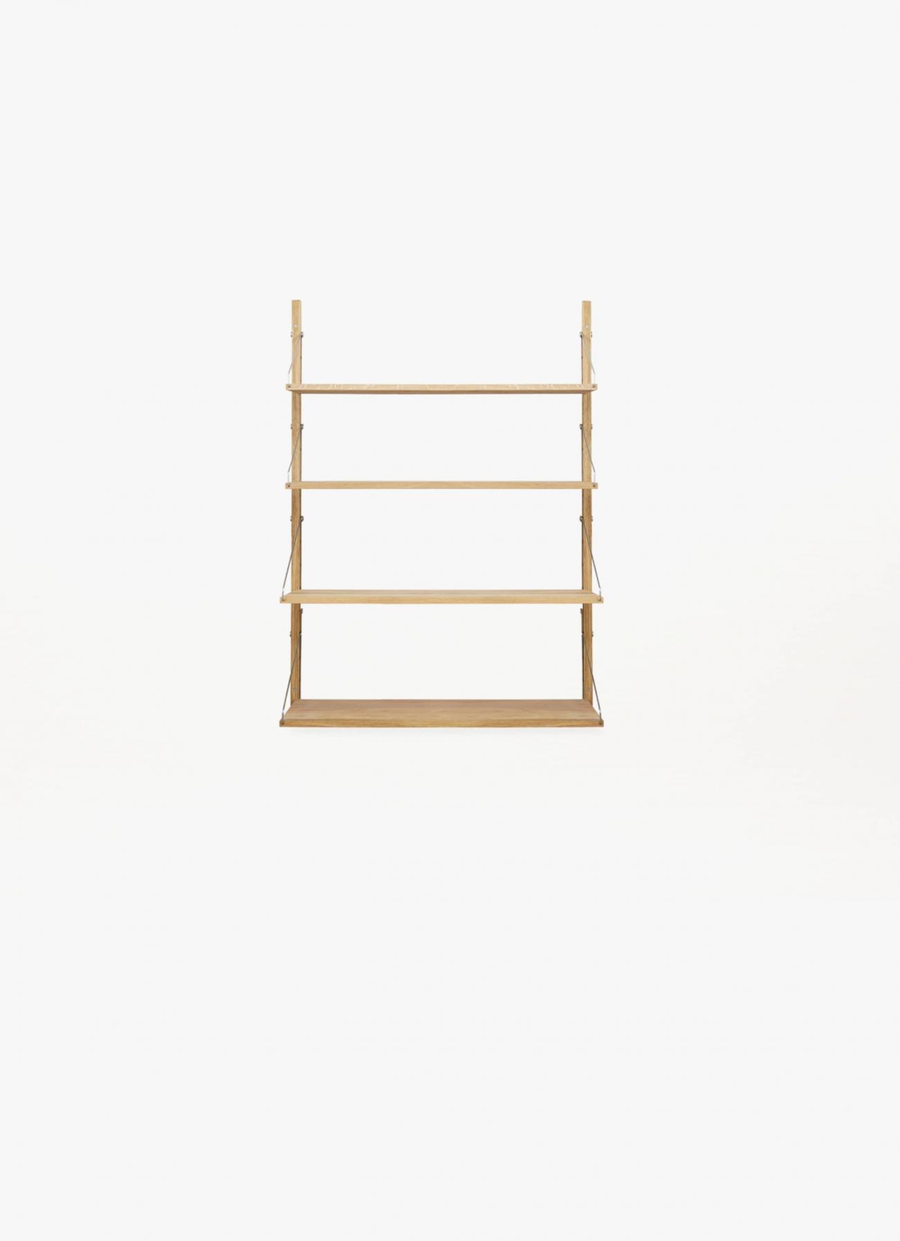 Frama Shelf Library H1148 Complete Set