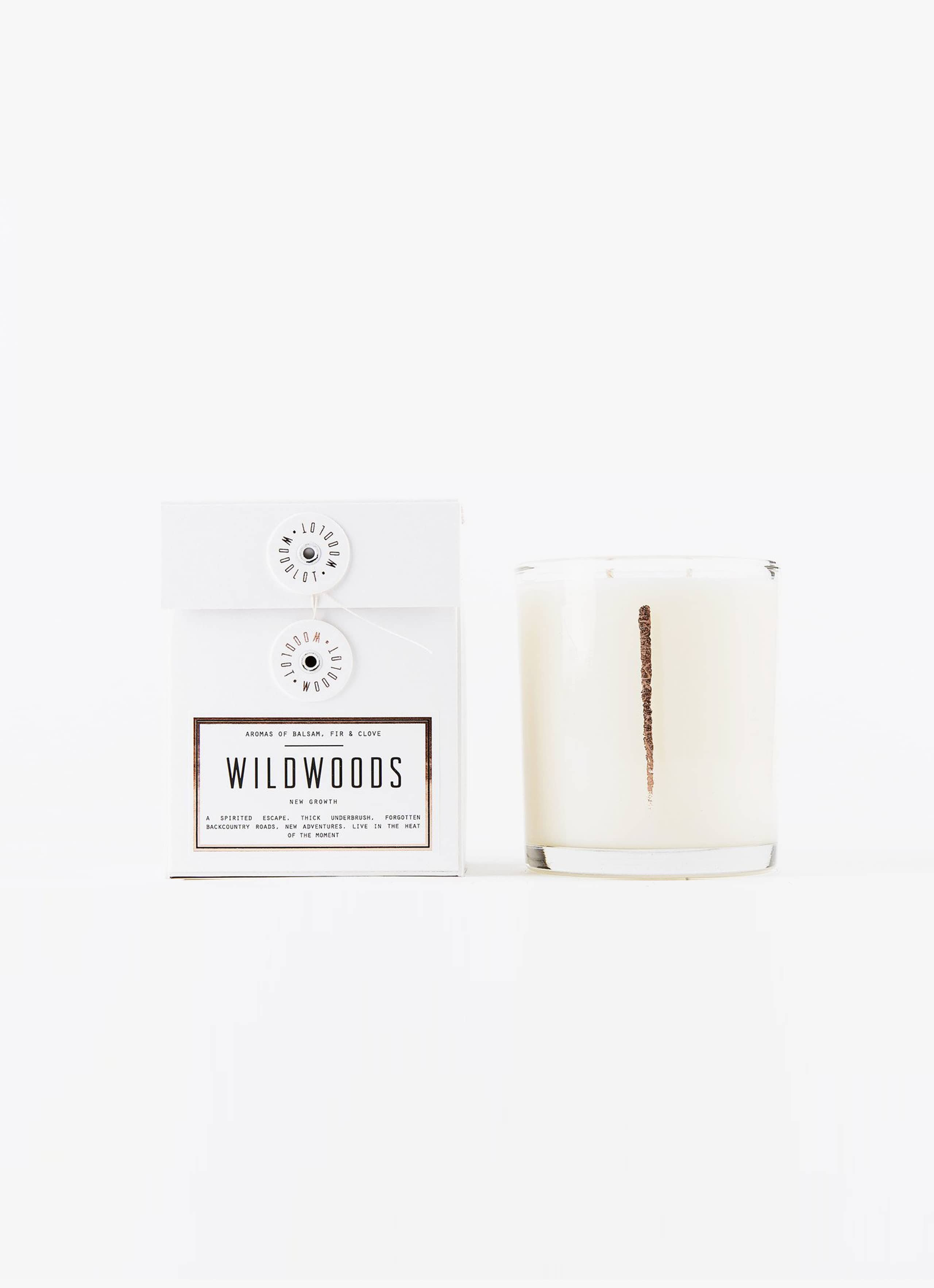 Woodlot - 13,5OZ Candle - Wildwoods