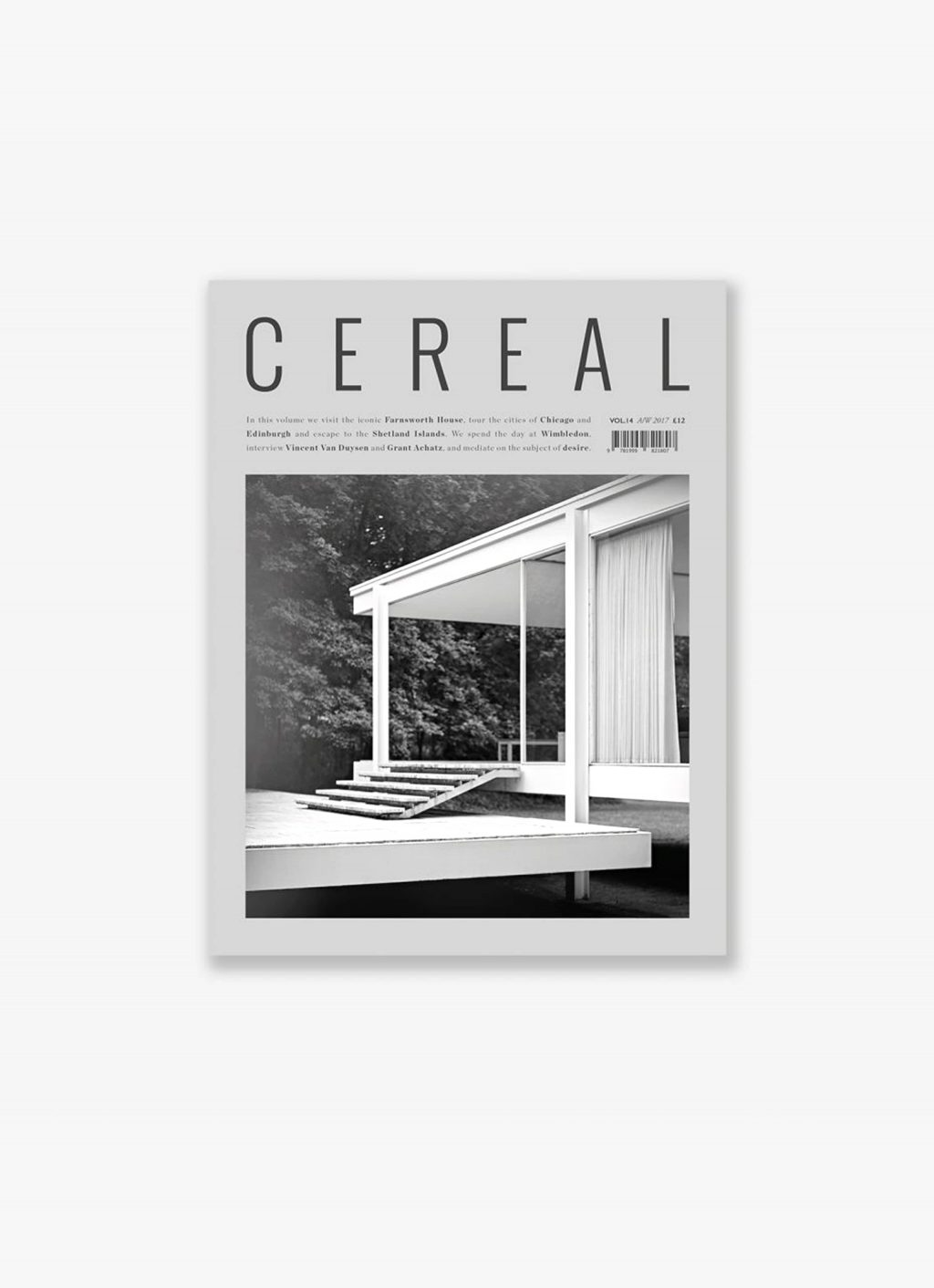 Cereal Magazine - Volume 14