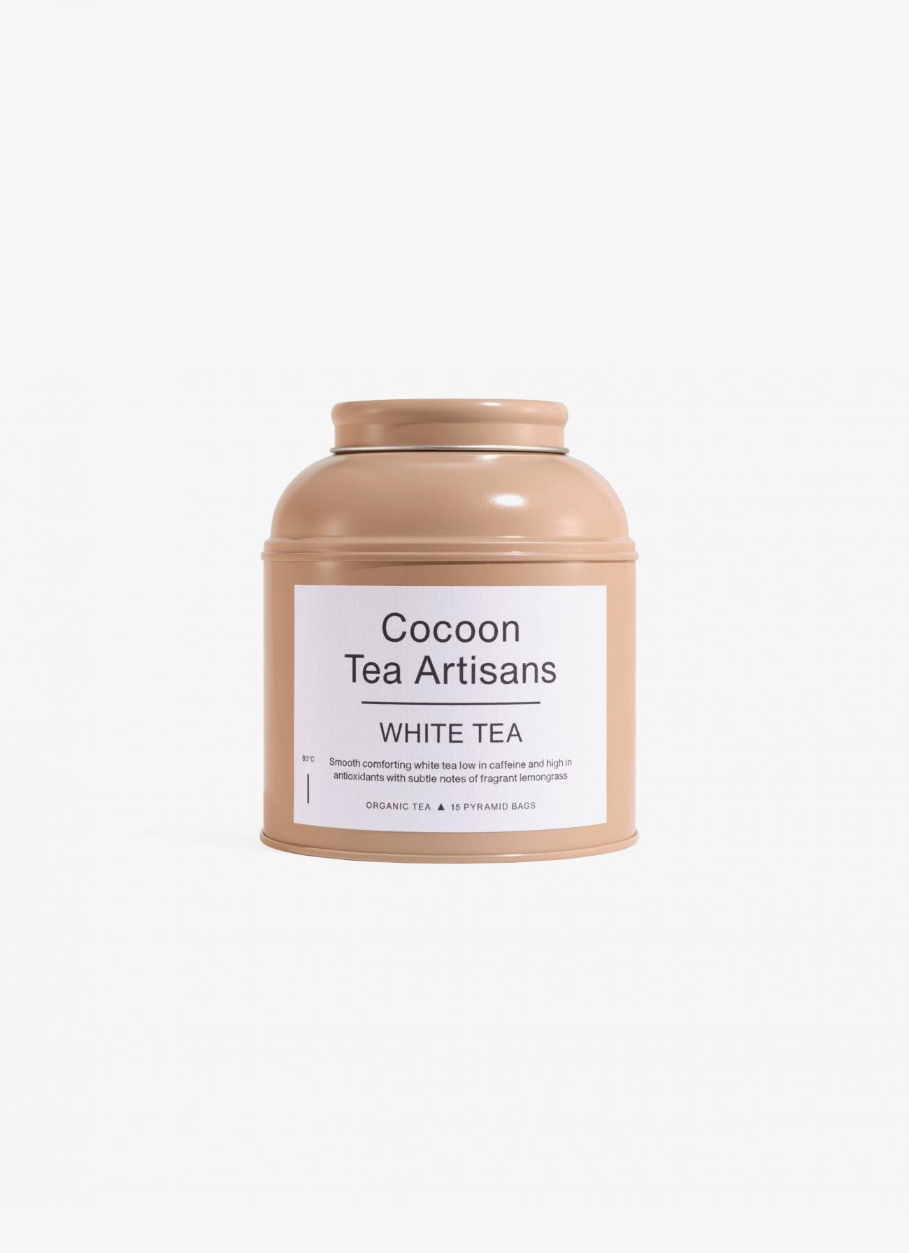 Cocoon Tea Artisans - Organic - White Tea