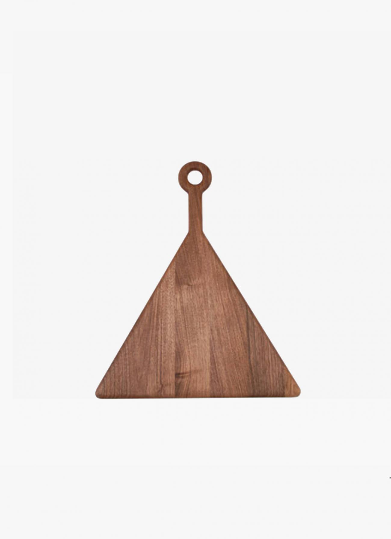 Fort Standard - Cutting Board - American Walnut - Triangle