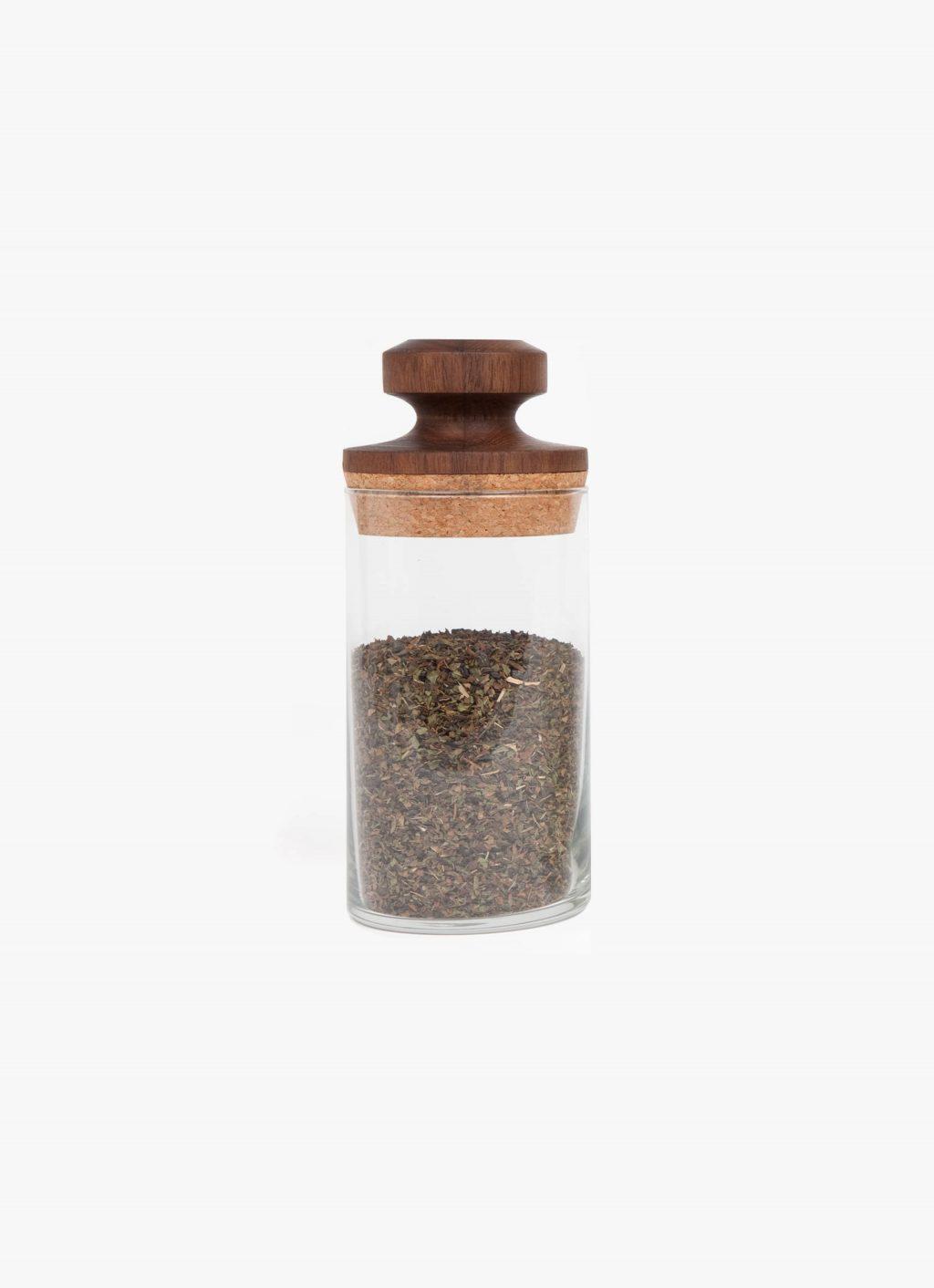 Fort Standard - Dry Goods Vessel - American Walnut - s