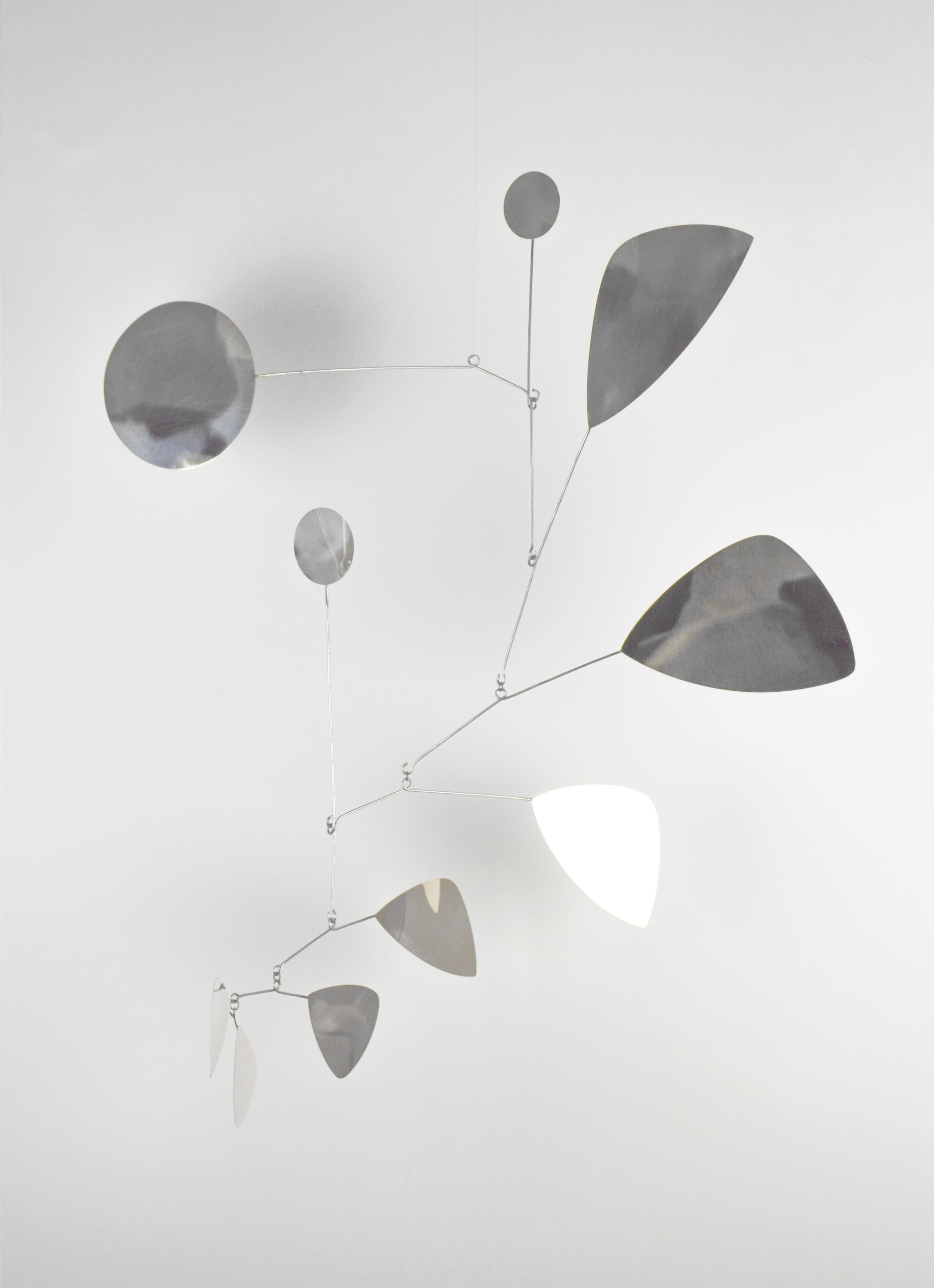 Lappalainen - Mobile Leaves - Silver