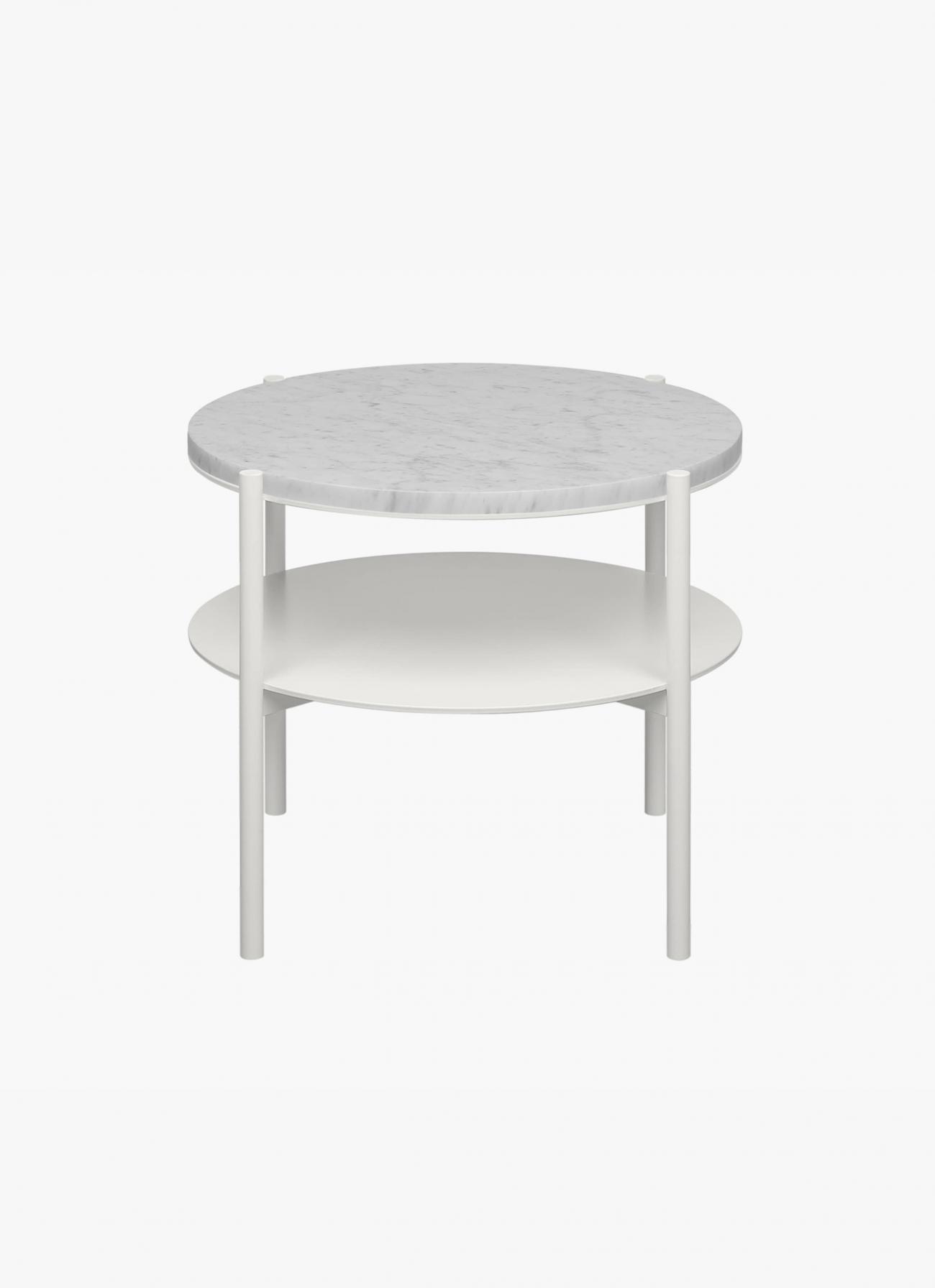 e15 - ELBE II - White Carrara Marble