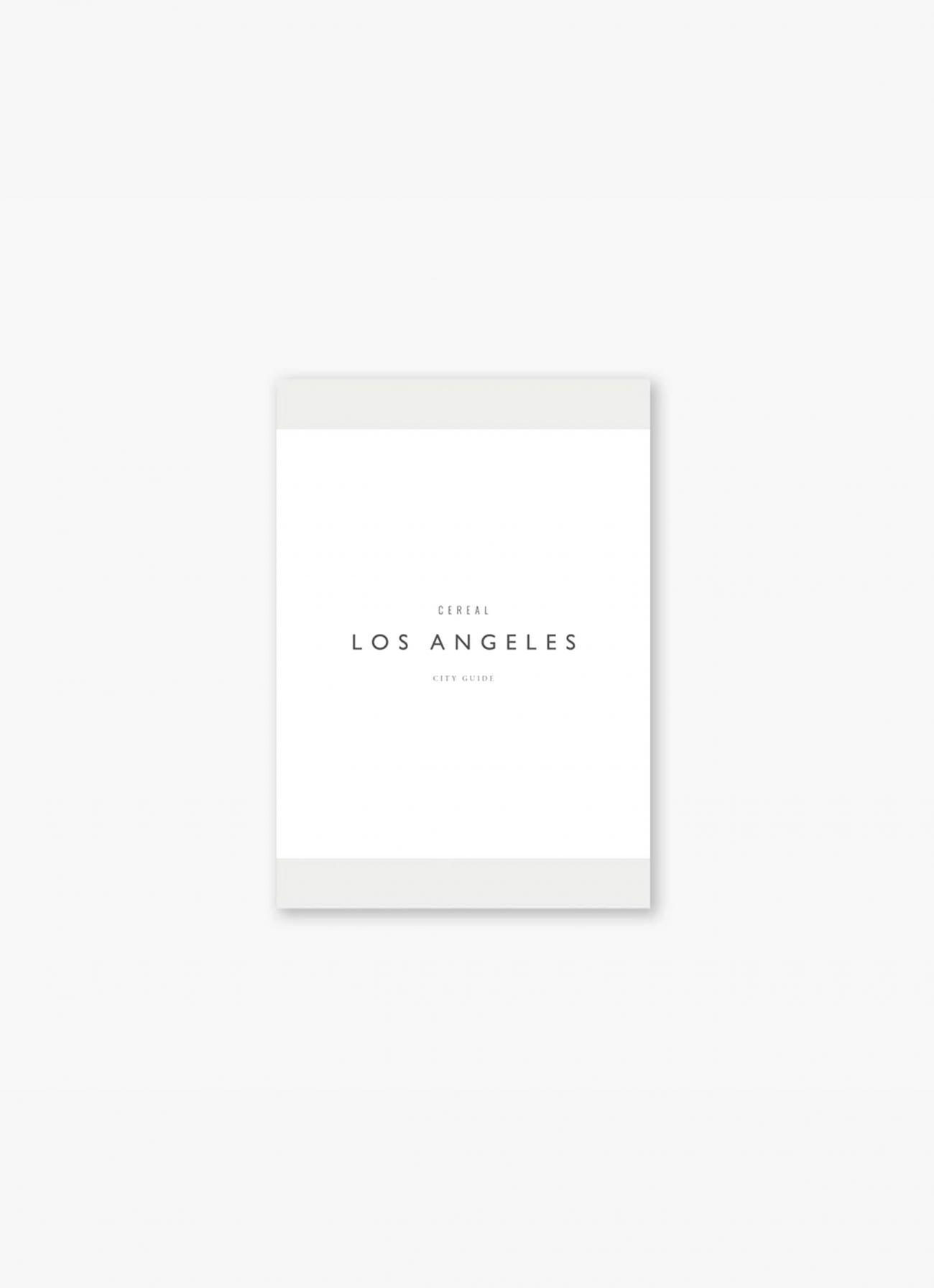 Cereal City Guide Los Angeles