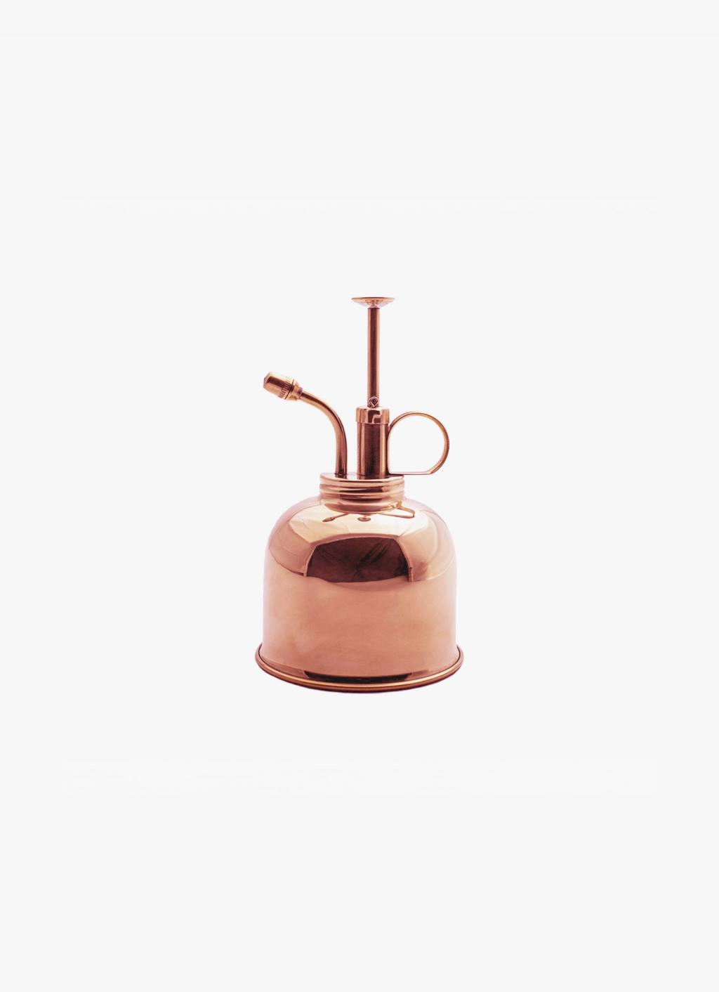 Haws Watering Cans - Metal Mist Sprayer - Copper