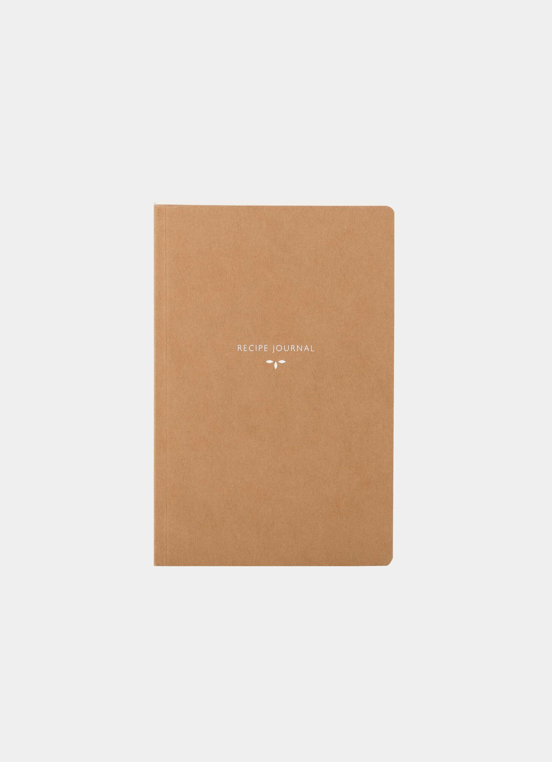 Mleko Living - Recipe Journal - Hazel