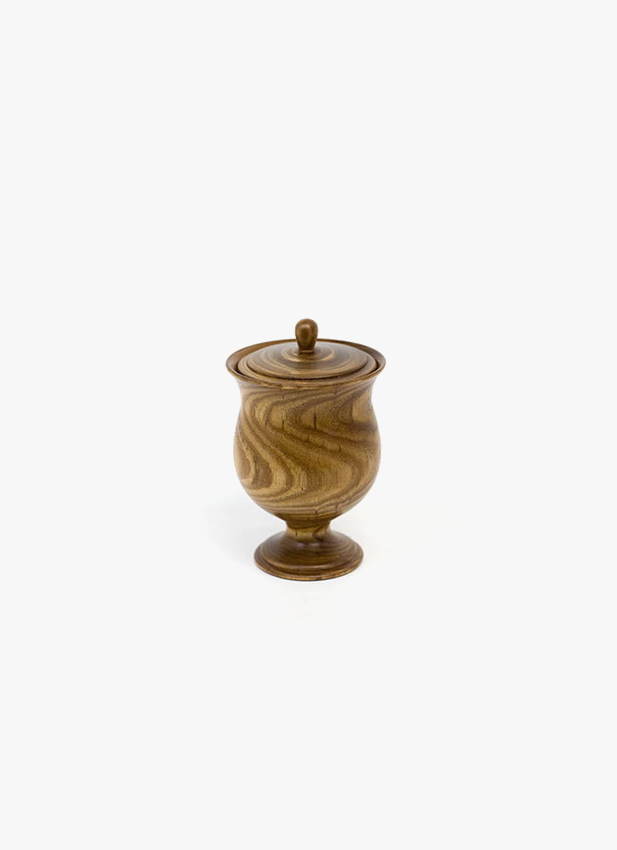 Asahikawa Woodworking - Eni - Lidded Pot