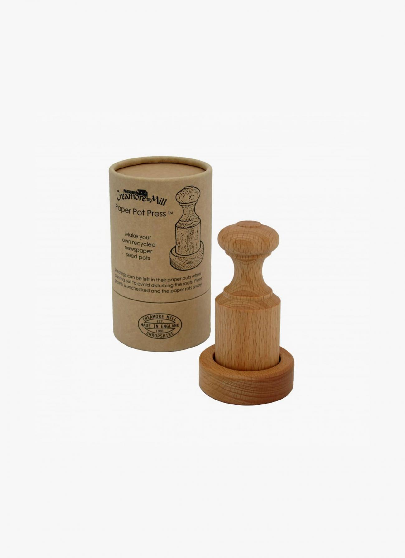Creamore Mill Paper Pot Press