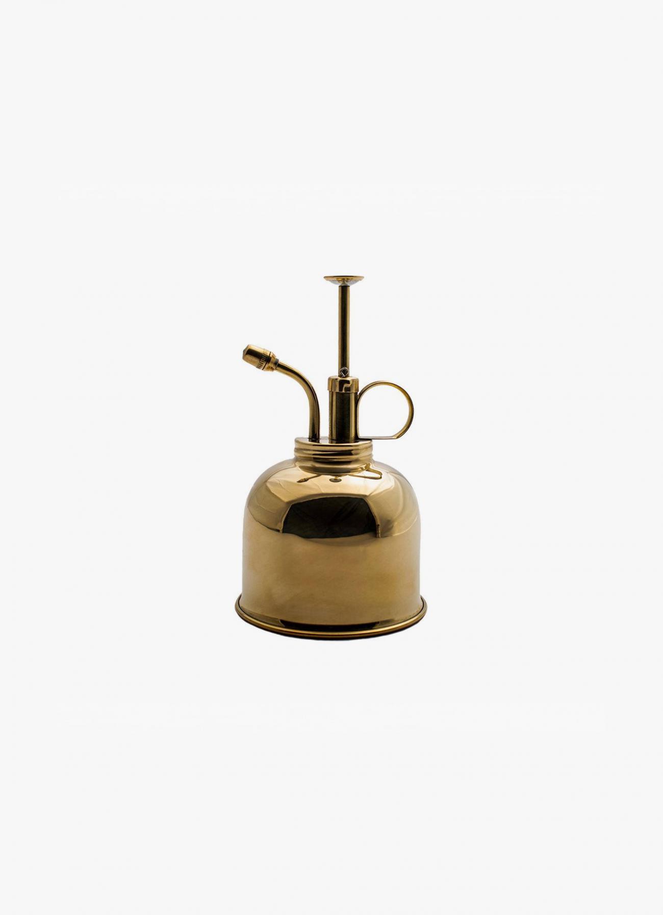 Haws Watering Cans - Metal Mist Sprayer - Brass