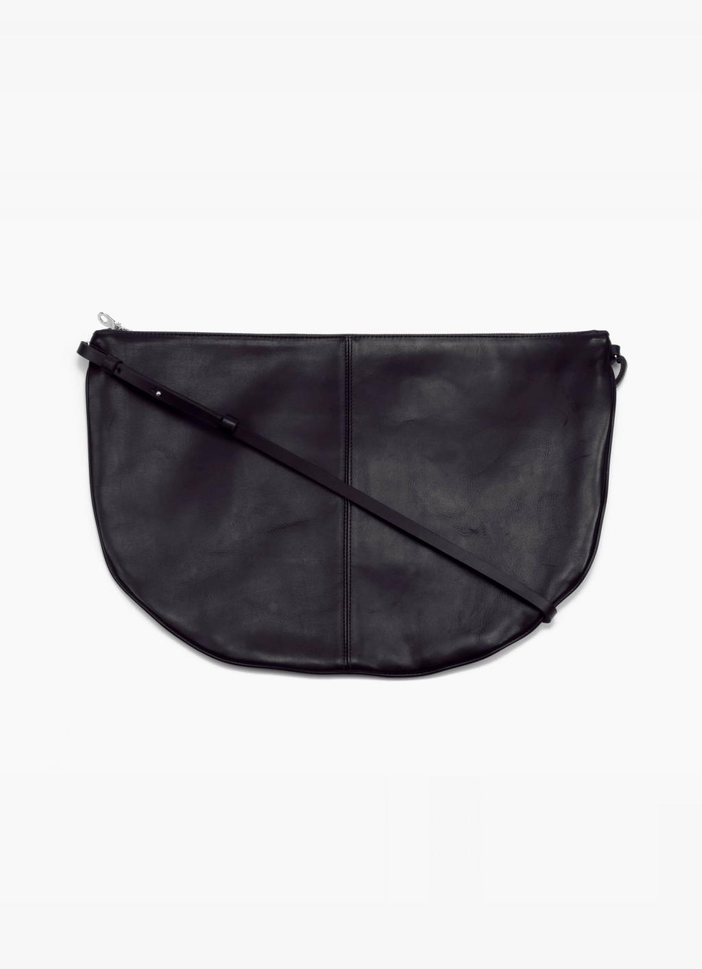 Modern Weaving - Aureole Zip Clutch - Black