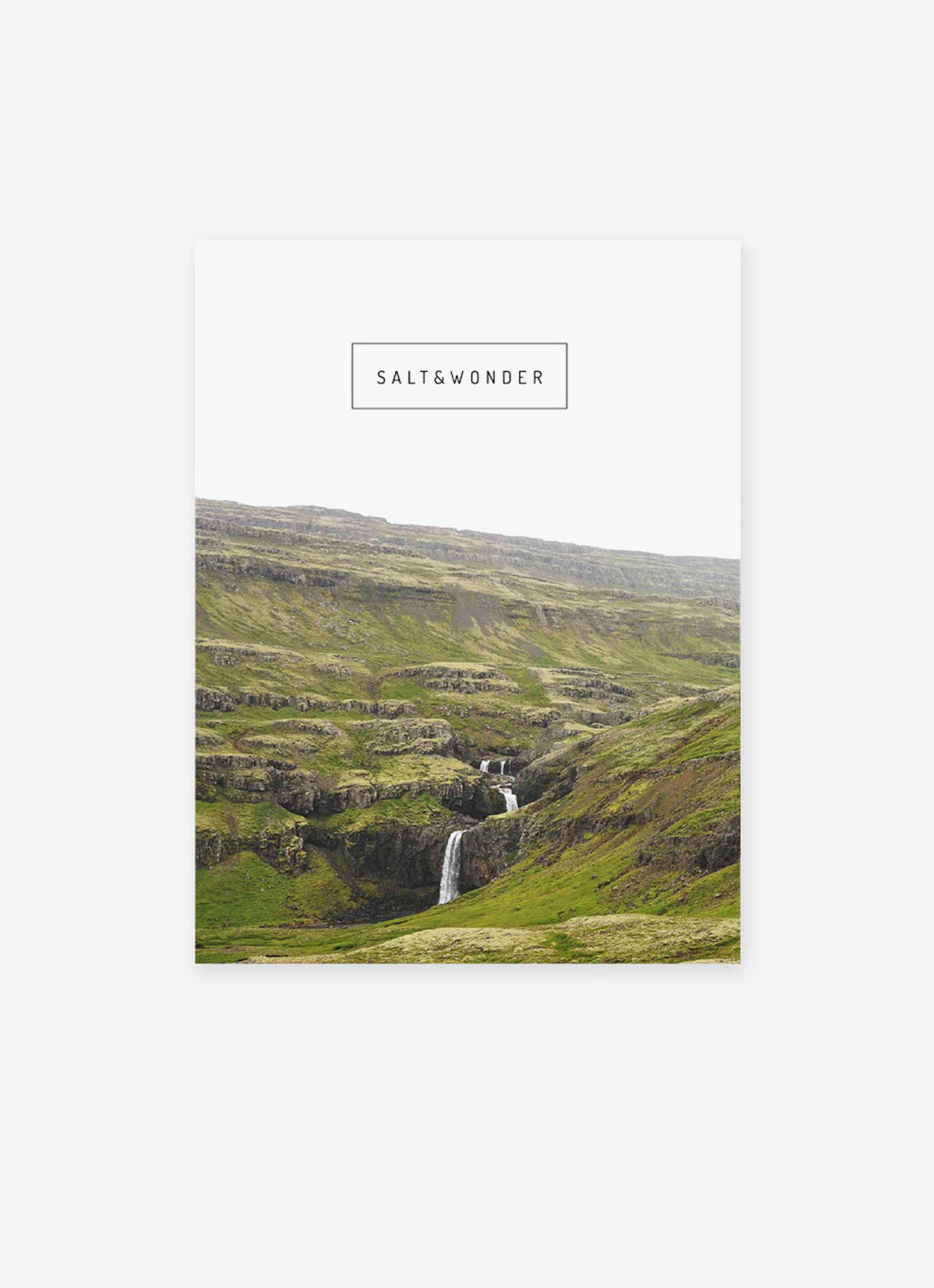 Salt and Wonder - Magazine Volume 2