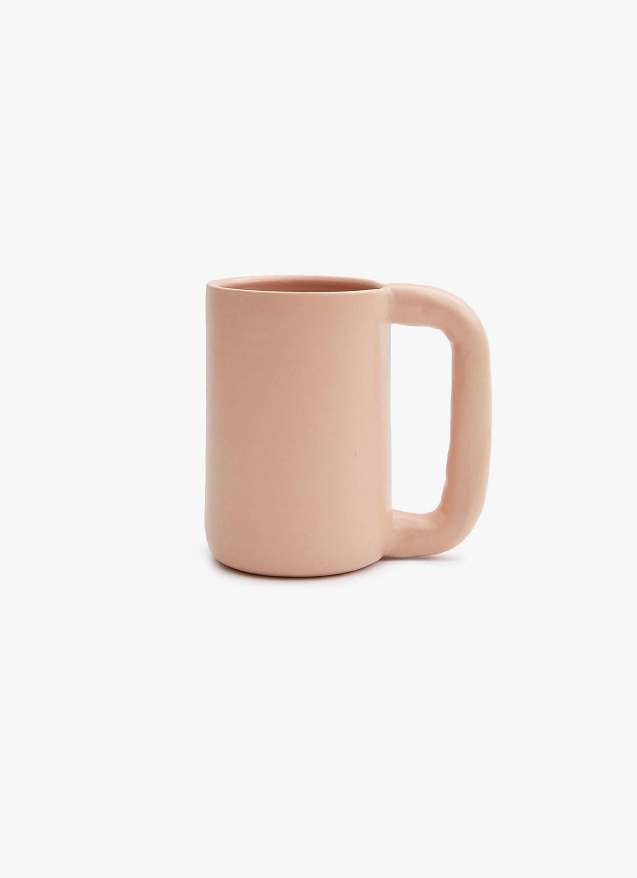 Workaday Handmade - Pink Tall Mug