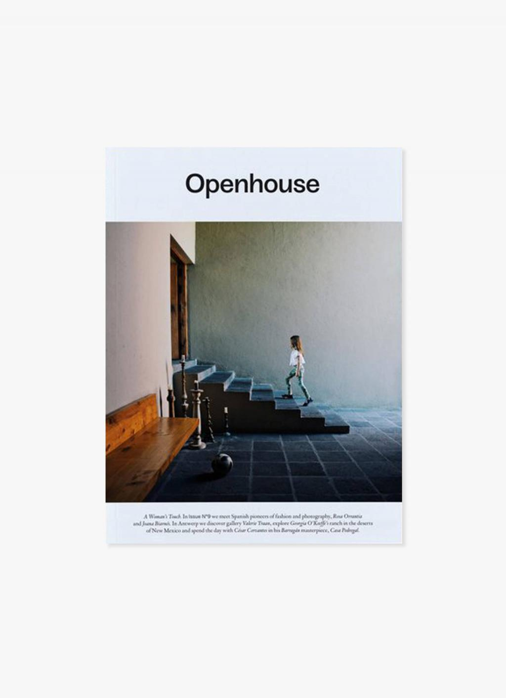 Openhouse Magazine - Issue 9