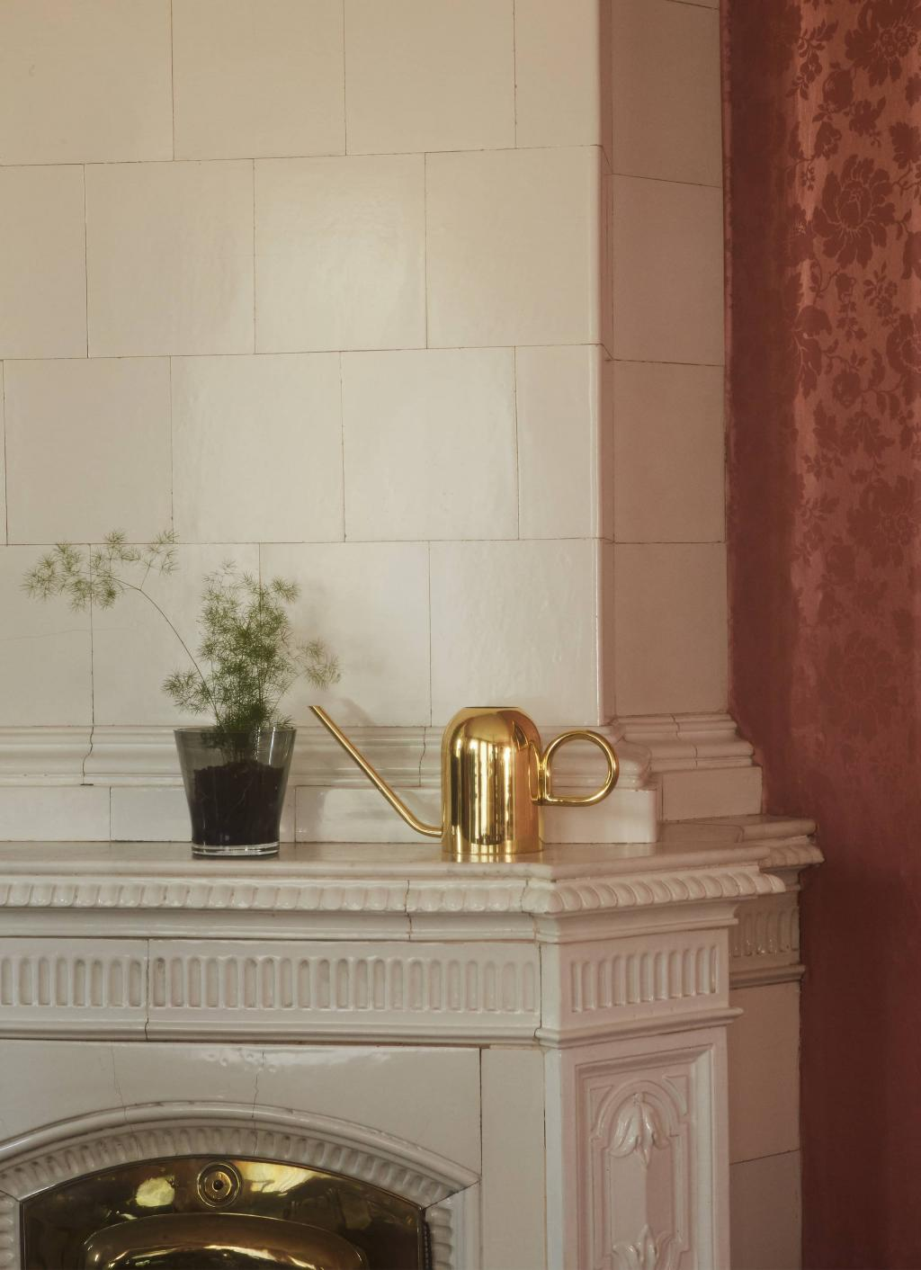Aytm - Vivero - Watering Can - Brass