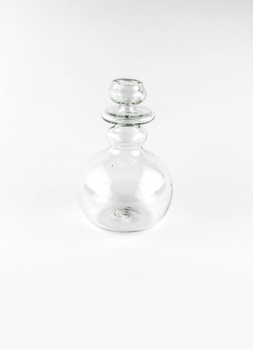 La Soufflerie - Cerro - Glass Vase - transparent