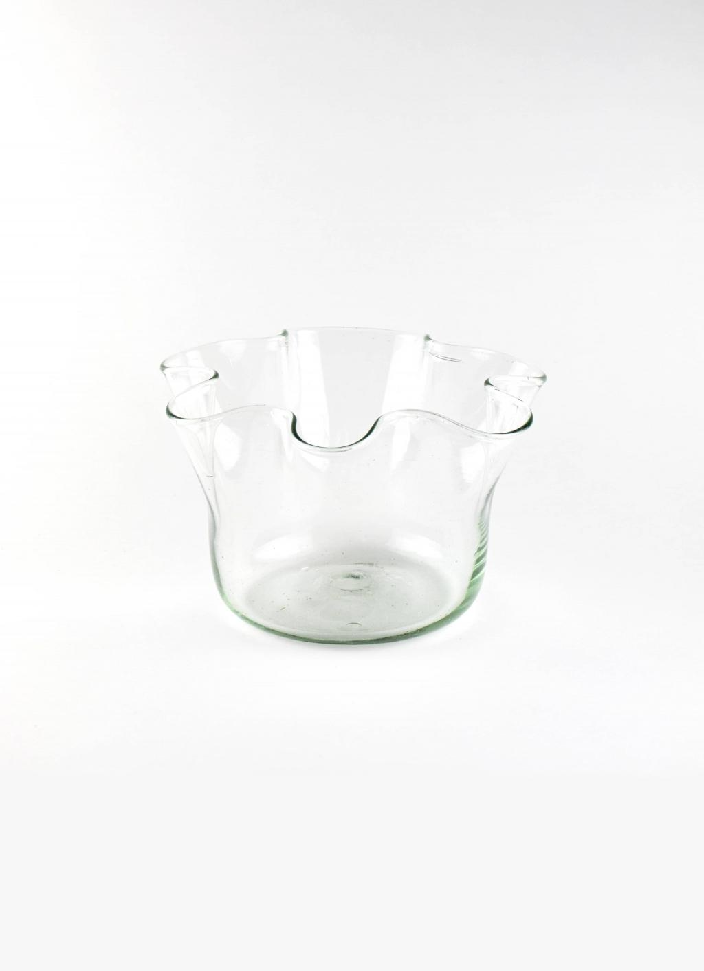 La Soufflerie - Foulard - Glass Vase - transparent