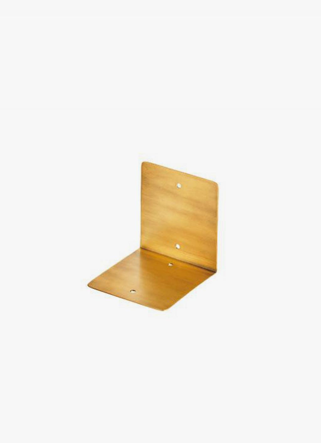 Fog Linen Work - Stand shelf - brass