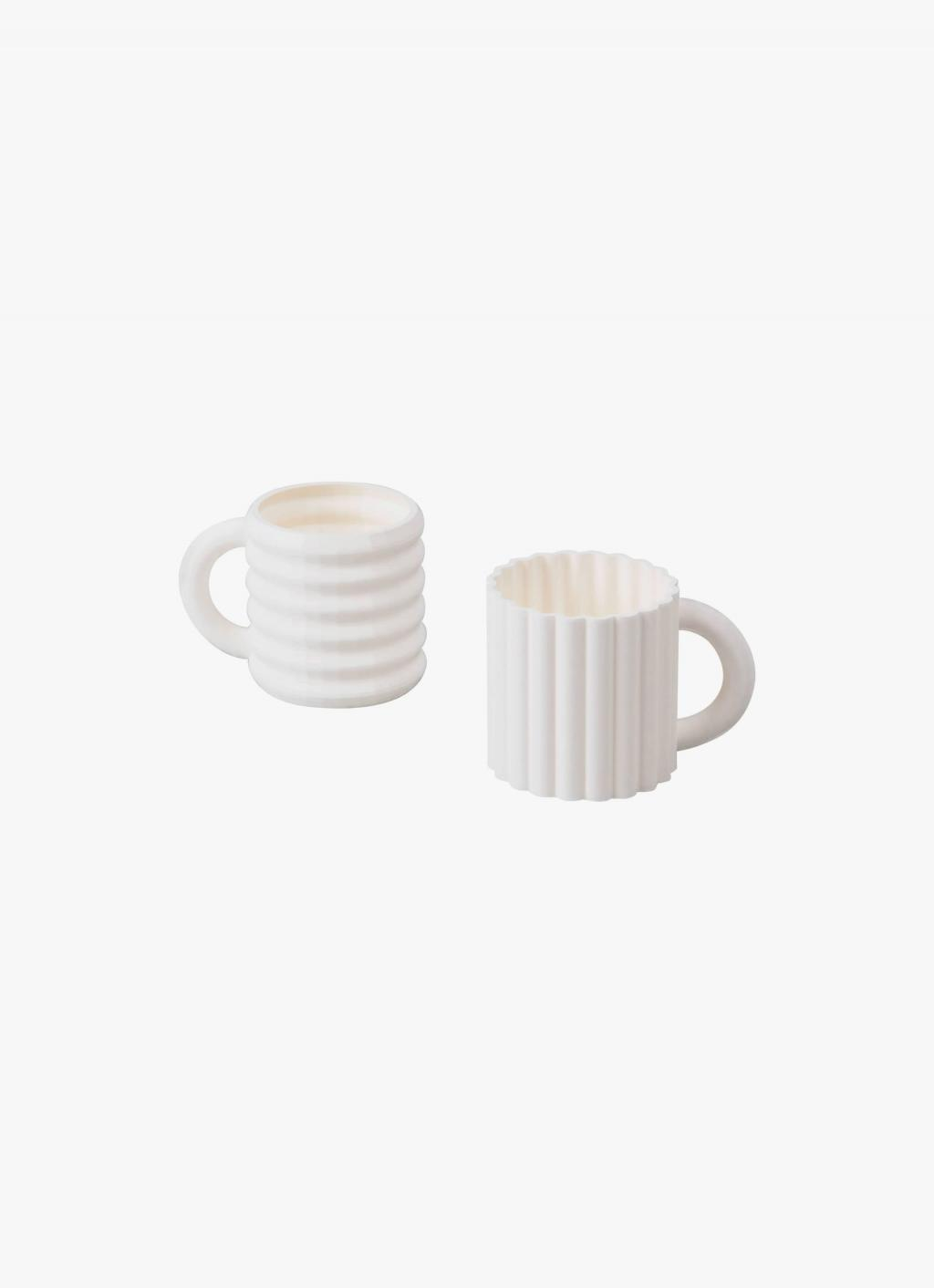 Bilge Nur Saltik - Ripple Espresso Cups - Set of two