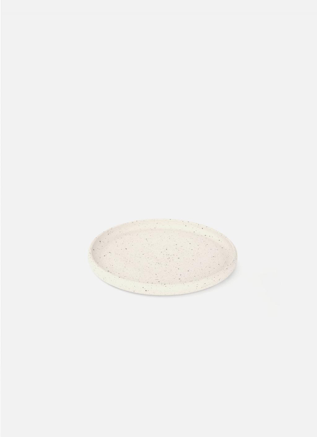 Frama - Otto - Speckled Raw Plate - small