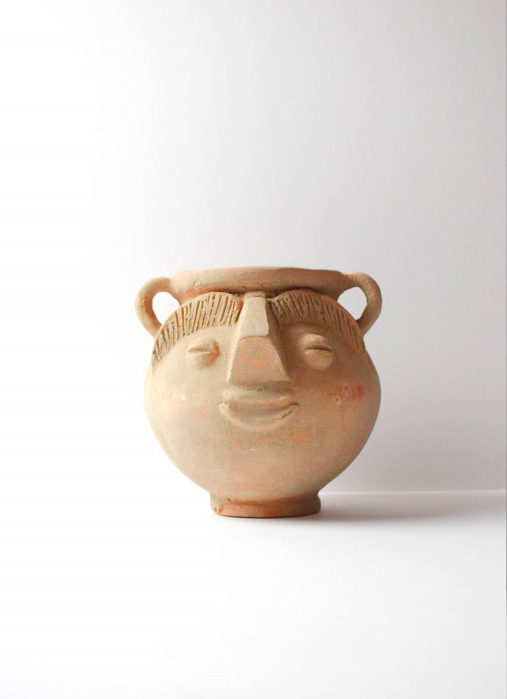 La Soufflerie - Pitchoune - Flower Pot - Terracotta