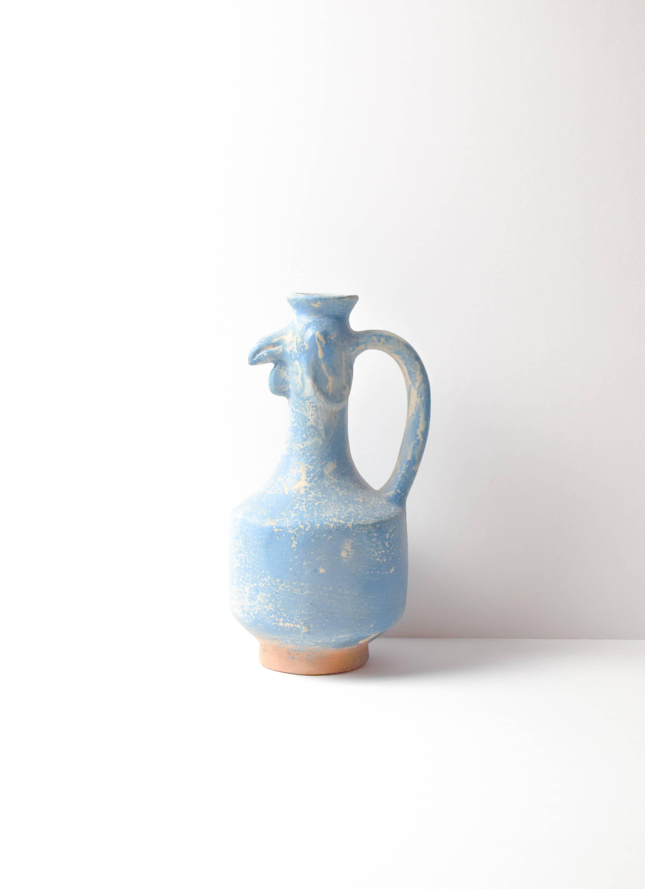 La Soufflerie - Le Coq - Decorative Vase - Terracotta