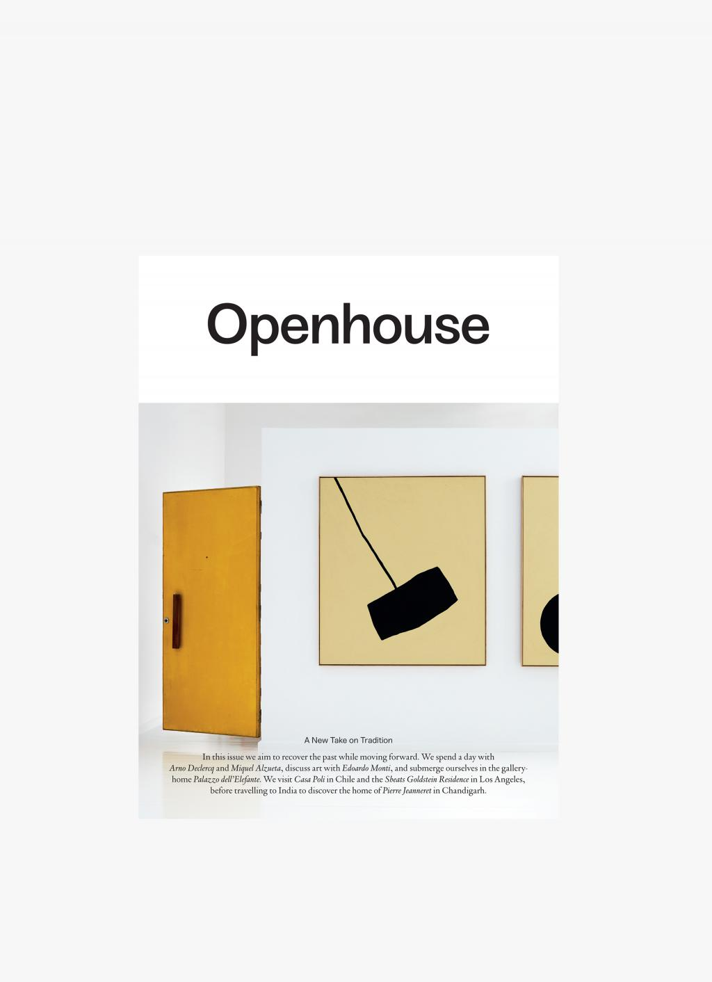 Openhouse Magazine - Issue 11